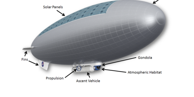 NASA HAVOC proof of concept for exploring Venus.
