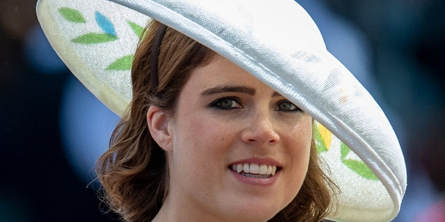 Princess Eugenie Debuts Red Hair Ahead of Royal Wedding