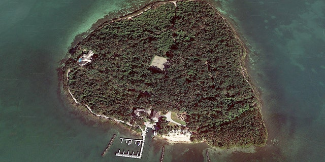 The 26-acre Pumpkin Key island in Key Largo, Florida costs $95 million.