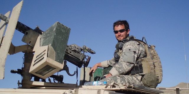 Former Staff Sgt. Ronald J. Shurer II received the Medal of Honor at the White House on Monday.