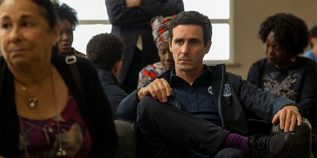 "James Ransone in ""The First."""