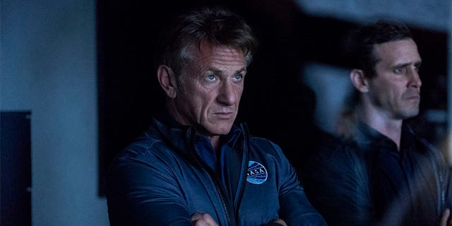 Sean Penn in