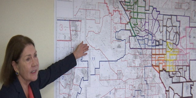 """""""They say the path for Democrats flipping the house runs through this district so it's a very, very key district nationally and we're getting a lot of national attention because of that,"""" Kirkpatrick said."""