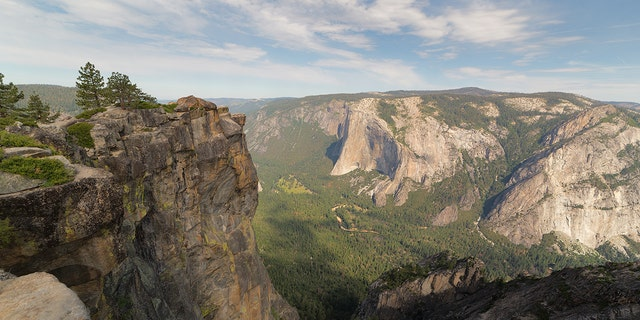 Two visitors at Yosemite National Park plunged to their deaths at Taft Point.