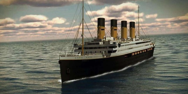 Titanic II to set sail in 2022, following original route