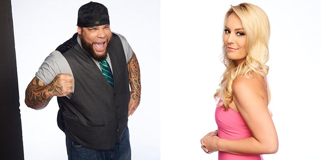 """Fox Nation's """"UN-PC"""" co-hosts Tyrus and Britt McHenry are part of Fox News' """"All-American New Year."""""""
