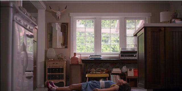 "A scene from ""Unlovable."""