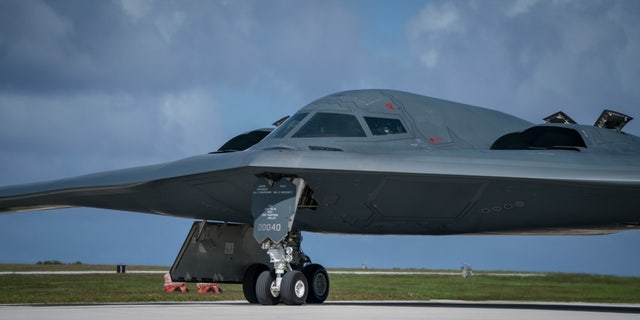 This new nuke is expected to be certified not just for the B-2 bomber, but also the behemoth B-52 bombers. (U.S. Air Force)