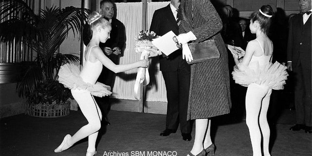 Princess Grace Kelly was a big supporter of the arts during her reign in Monaco.