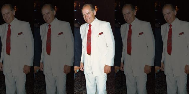 """In this 1995 file photo provided by the FBI, fugitive mobster James """"Whitey"""" Bulger is shown in a photo released Saturday, April 17, 2004, and taken shortly before he disappeared in 1995."""