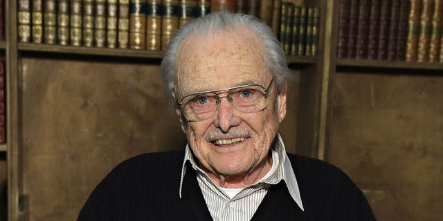 """William Daniels, the actor who played Mr. Feeny on """"Boy Meets World,"""" quipped about how he stood up to an intruder at his home."""
