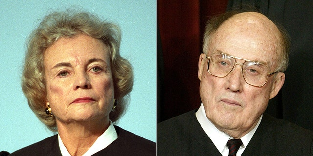 Before Sandra Day O'Connor and William Rehnquist sat on the Supreme Court, they both had a different kind of decision to make: would she marry him?<br>