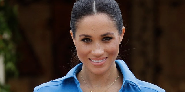 """I wanted a very timeless, classic feeling,"""" Markle said of her vision for the dress."""