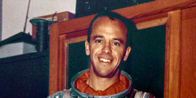 Alan Shepard became the first American astronaut to travel to space on May 5, 1961.