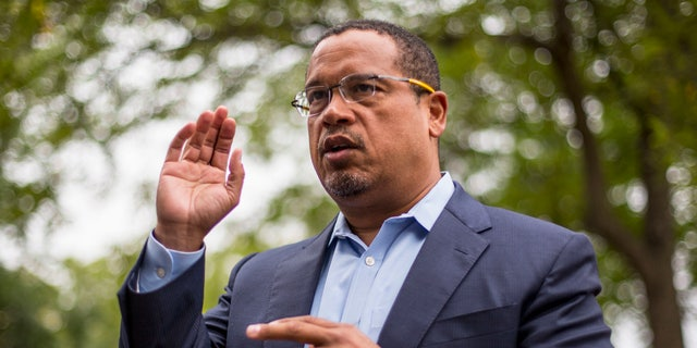 Rep. Keith Ellison, a Democrat, has been accused of physical and emotional abuse by a former girlfriend. He has denied the allegations and called for the House Ethics Committee to investigate the claims.