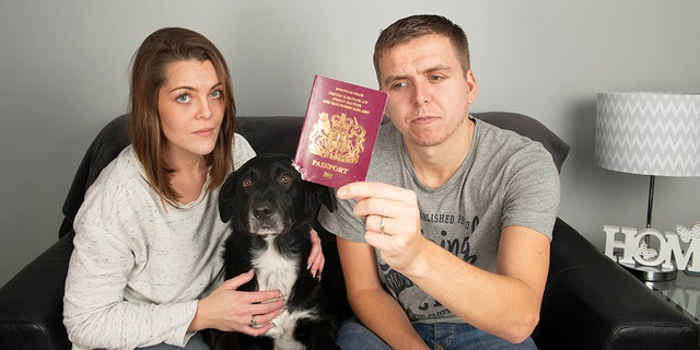 """On their way home to the U.K., the couple had a layover in Singapore where Daniel said he was detained for seven hours.<br data-cke-eol=""""1"""">"""