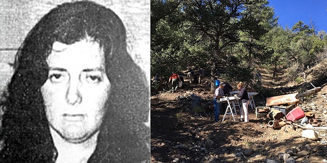 Beverly England, 32, was last seen on June 12, 1980. Investigatiors said Sunday they believe a set of remains found on a mountain in Colorado belong to England.