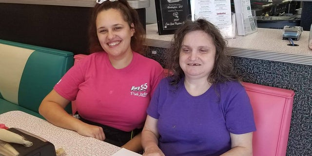 When staff presented the menu to Blankenship last month, she was thrilled with the kind gesture.