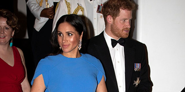 The royal couple will spending the week in Fiji and will travel next to Tonga.