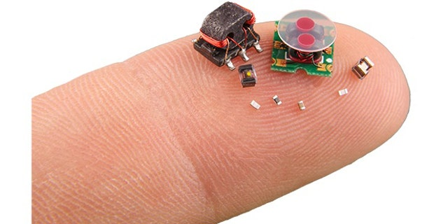 DARPA is eyeing sophisticated micro-bots to help U.S. forces. (DARPA)