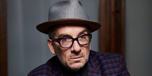 Elvis Costello. (Associated Press)