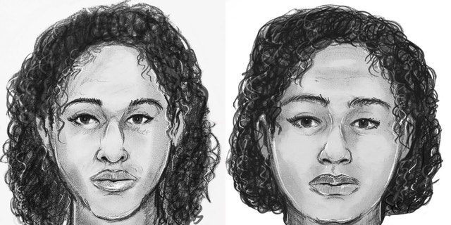 Sketches were initially released of the Saudi Arabian sisters who were found bound by duct tape in the Hudson River near New York City's Upper West Side.