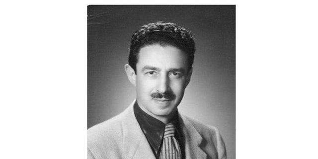 Dr. George Hodel. Courtesy of Steve Hodel.