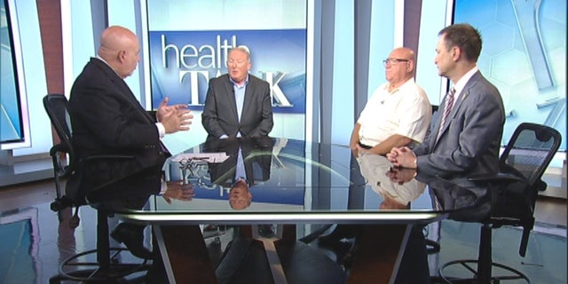 Fox News' Dr. Manny Alvarez sits down with breast cancer survivors Jeff Flynn and Nathan Spencer along with their attorney Michael Barasch to talk about their journey with the disease and the signs and symptoms all men should know.