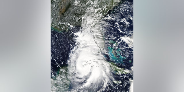 Hurricane Michael: NASA shows off 'extremely dangerous ...