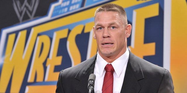 John Cena was reportedly removed from the contentious Crown Jewel PPV.