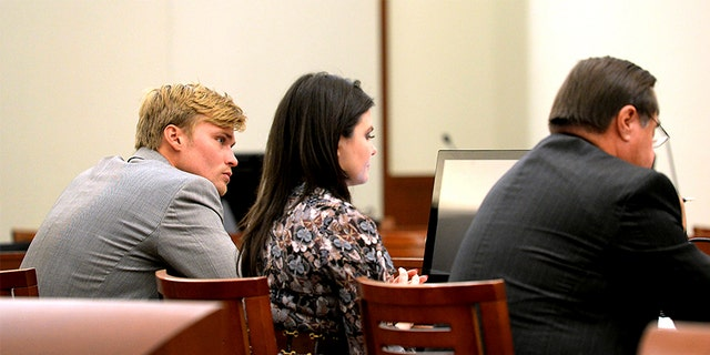 Olsen entered a not guilty plea last year after he was formally charged and refused to make a deal, WSOC reported.