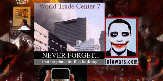 Solo Littlejohn shared a conspiracy theory that the September 11, 2001 terror attacks were staged, suggesting in a Myspace post that the buildings were destroyed by controlled demolition.