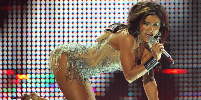 Ani Lorak took second place in the 2008Euro   vision song contest.
