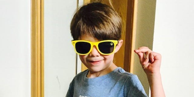 Luke Morin, 5, died of DIPG on April 25.