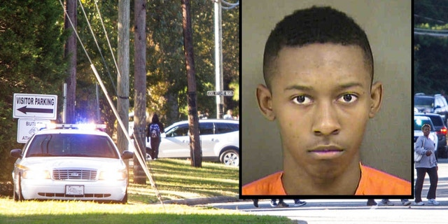 Jatwan Craig Cuffie, 16, was arrested after allegedly shooting and killing a student. He's expected to appear in court on Tuesday.