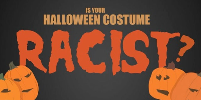 """Michigan State University used a College Humor """"Is Your Halloween Costume Racist?"""" flowchart to educate students on """"cultural appropriation."""""""