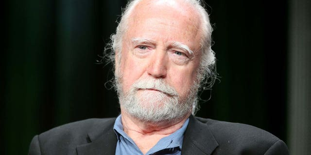 Actor Scott Wilson speaks onstage at the 2014 Summer Television Critics Association at the Beverly HiltonHotel in Beverly Hills, Calif., July 12, 2014.
