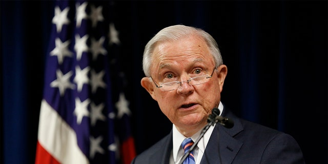 Former U.S. Attorney General Jeff Sessions. (Associated Press)