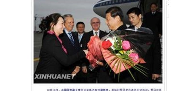 Felicia Wang pointed out the allegations of her father taking bribes were alleged to have happened on days while he was not even in the country, but on official business – hosting Chinese President and Secretary-General of the Communist Party, Xi Jinping, with a group of other officials in Romania.