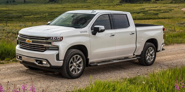 The High Country is the Silverado's most luxurious trim.