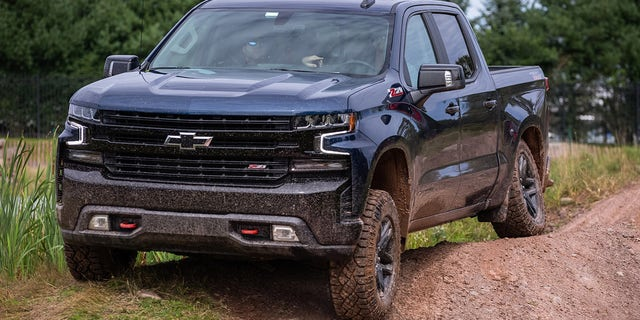2019 Chevrolet Silverado 1500 first drive: Who's the boss ...