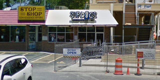 Sup Dogs is a popular spot for locals and college students.