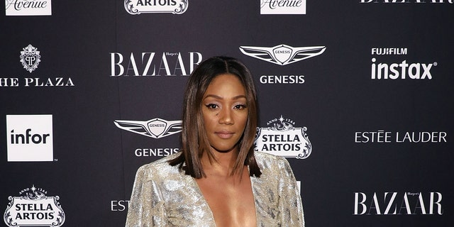"Haddish said she eventually gave up on seeking revenge when her grandmother urged her to ""let God handle it."""