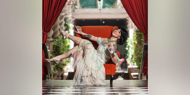 American Pickers' star Danielle Colby talks stripping down