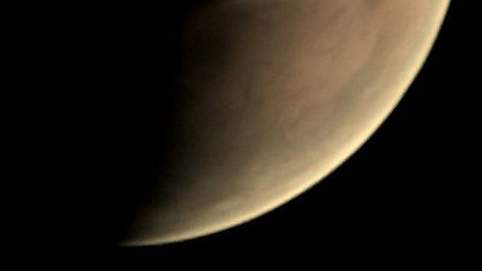 Image result for Mysterious cloud over Mars puzzles onlookers, invites conspiracy theories