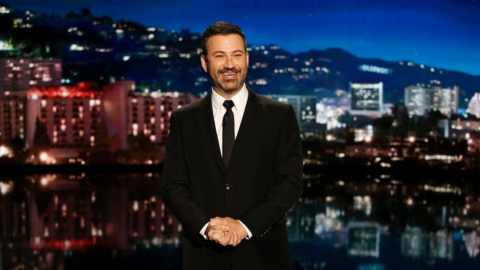 Kimmel knocks Dems' efforts to get Trump's tax returns: 'Half of America doesn't care'