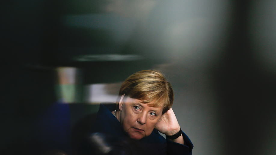 German Chancellor Angela Merkel to step down as party leader