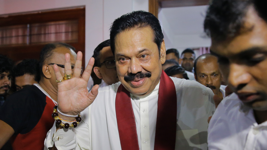 Chaos descends on Sri Lanka as president ousts prime minister