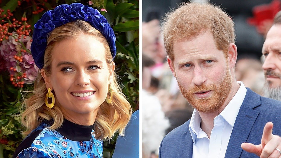 Prince Harry Ex Girlfriend Wedding.Prince Harry S Ex Girlfriend Cressida Bonas Engaged To Harry