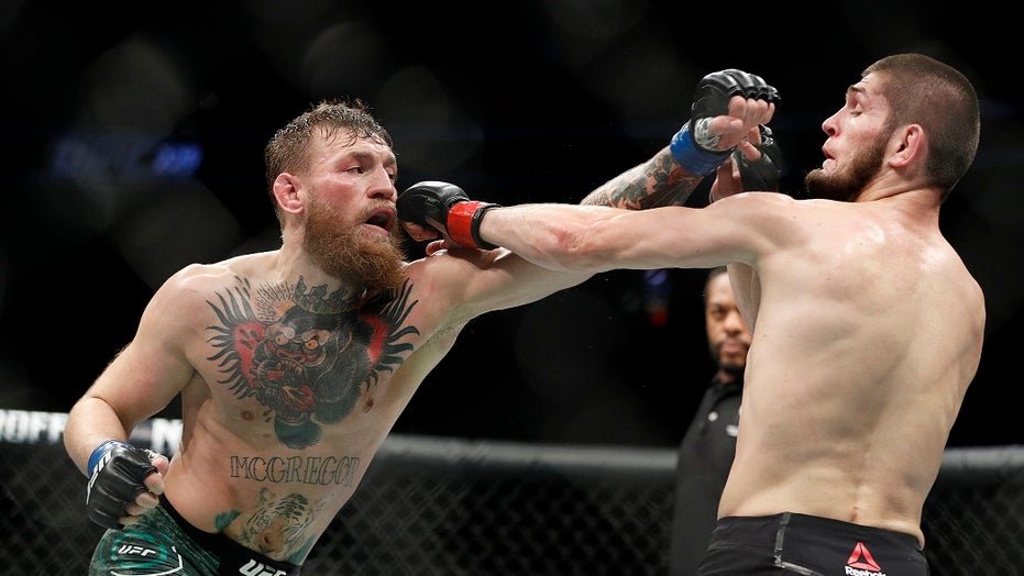 Khabib Nurmagomedov appears to go after Conor McGregor after UFC 257 on social media